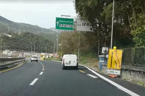 Salerno, multe degli autovelox, denunciata la polizia ...